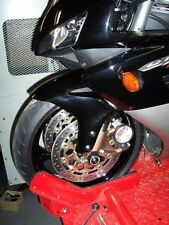 Honda CBR1000RR Fireblade 2006 R&G Racing Fork Protectors FP0006BK Black
