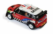 1:43 Mini JCW Campana Monte Carlo 2012 1/43 • IXO RAM487 #
