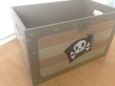 Next Pirate Bedroom Storage Box Trunk Chest