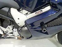 R&G Black Classic Style Crash Protectors for Honda VFR800 v-tec 2003