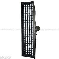 35x160cm Bowens S Fitting Large Studio Strobe Flash Strip Softbox Stripbox Light