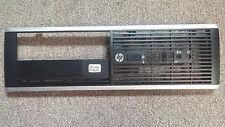 HP Compaq Elite 8200 8300 Ultra Slim Desktop USDT Front Cover Bezel Faceplate
