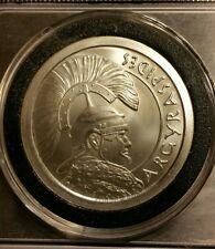 Roman warrior 1 oz .999 silver Argyraspides Silver Bullet Silver Shield SBSS