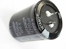 Snap in Can Electrolytic Capacitor Hitano 4700uF 100v dia=35mm Ht=42mm EV05