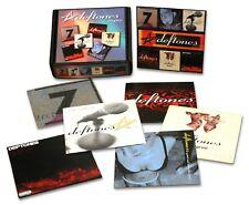 "DEFTONES 7"" vinyl record custom box set includes 6 promo/singles + more!"
