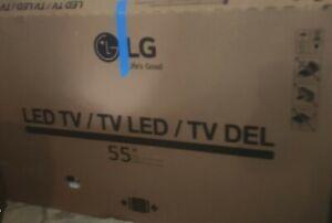 LG UT640S 55-inch 4K UHD Commercial Smart TV - Factory Sealed / MSRP $939.99