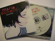 "MARIA SOLHEIM ""BAREFOOT"" - CD"