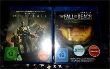 HALO - Nightfall + HALO - Fall of Reach * 2 BLU RAY * LIMITIERT * NEU & OVP
