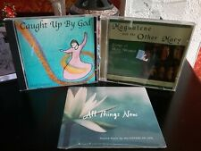 3 CDs: Magdalene & Mary + Caught Up By God + Sisters of Life All Things New