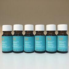 MOROCCANOIL Treatment Oil Original ~ Set of 6 ~ 10 ml / 0.34 oz each - NEW