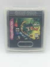 Sega Game Gear Earthworm Jim - with original case