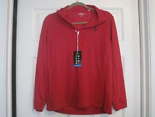 NWT Vansport Vantage Women's 1/4 Zip Light Jacket - Ferrari Emblem