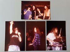 Spastik Children photo lot Bay Area '86 Metallica Cliff Burton Hetfield RARE!!