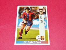 LUIS FIGO PORTUGAL FC BARCELONA PANINI LIGA 96-97 ESPANA 1996-1997 FOOTBALL