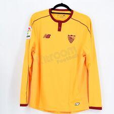 2016-17 Sevilla FC Player Issue Third Shirt L/S NB *BNWT* M Jersey