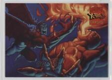 1997 Comic Images/Fleer X-Men 2099: Oasis #73 Bloodhawk Reborn Card 1k3