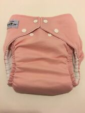 Fuzzibunz Large Size Pocket Cloth Diaper Adjustable With Insert (A21)