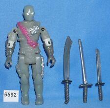 1994 SNAKE EYES Covert Mission Specialist G.I. Joe 3.75 inch Figure