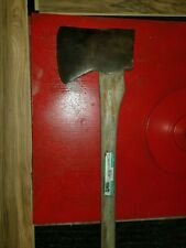 "Vintage Plumb single bit Axe Rockaway style with 36"" handle"