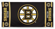 Boston Bruins Beach Towel [NEW] NHL Blanket Vacation Summer Pool