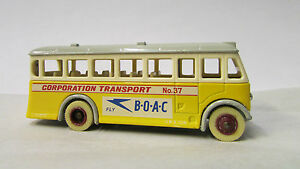 "Days Gone DG17  by LLedo ~  Corporation Transport No.37 ~ ""Fly B.O.A.C."""