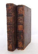Les Conseils de la Sagesse, 1684, Michel Boutauld 2 Vols, Maxims of Solomon