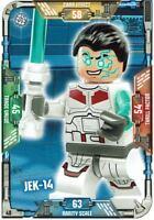 Lego Star Wars™ Série 1 Cartes à Échanger Carte 48 - Jek-14