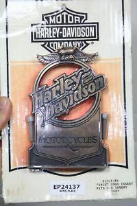 Harley sissy bar insert 1919 91763-84 NOS FXR seat saddle FXRT FXRP WOW EPS24137