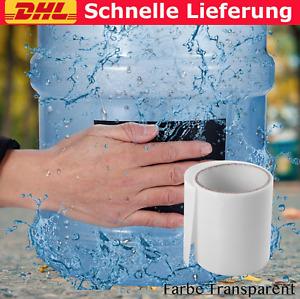 Transparent Fix Tape Klebeband Wasserfeste Pflaster Wasserrohr Band Wasserdicht