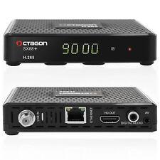 Octagon SX88+ Plus CA HEVC Full HD Stalker IPTV Multistream Sat DVB-S2 Receiver