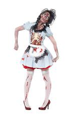 Smiffys Horror Zombie Countrygirl Costume XS
