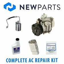Saturn Vue 2006-2007 3.5L Complete A/C Repair Kit With NEW Compressor & Clutch