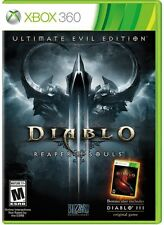 Diablo 3 III: Ultimate Evil Edition - Xbox 360 - NEW Free Shipping