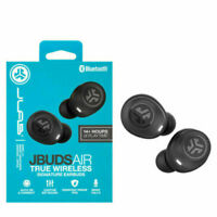JLab JBuds Air True Wireless Signature Bluetooth Earbuds with Charging Case NEW