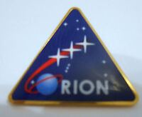 Orion Lapel Pin NASA Space Program Official Emblem