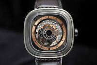 34fbc55d213 SEVENFRIDAY SEVEN FRIDAY P3BB BIG BLACK LIMITED EDITION AUTOMATIC ...