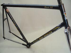 Vintage 90s EDDY MERCKX STRADA OS frame set rahmen VGC ! corsa