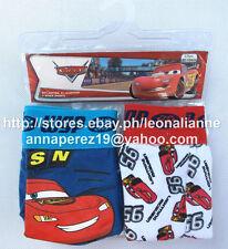 74% OFF! LICENSED DISNEY CARS MC QUEEN 2PK BOXER SHORTS 4-5 YRS BNEW DKK 79.95