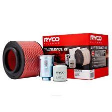 RYCO Oil Air Fuel Filter Service Kits Ford Ranger PJ PK