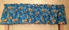 New Dusty Airplane Valances Curtain Window Cover