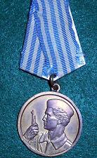 ZA05 Yugoslavian  military medal for bravery