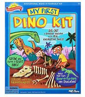 Scientific Explorer My First Dino Kit Science Project Kit Lab Ages 4+ New Toy