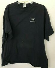 **MINOR DEFECT**Glock Short Sleeve T-Shirt In Black, 2X-Large
