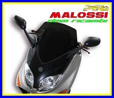 Cupolino MALOSSI YAMAHA T-MAX 500 04>05 nero scuro corto basso TMAX 2004 2005