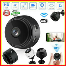 Mini 1080P HD WIFI IP Kamera Webcam Überwachungskamera IR Nachtsicht  Camera DV