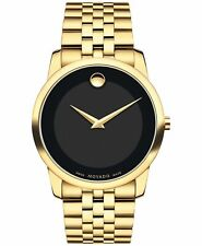 Movado Museum Classic 0606997 Wrist Watch for Men