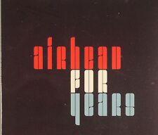 AIRHEAD FOR YEARS NEW DIGIPACK CD R & S RECORDS DJ Rob McAndrews James Blake