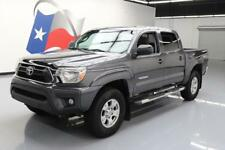 2014 Toyota Tacoma Base Crew Cab Pickup 4-Door
