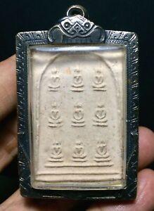 LP KUAY Phra PHONG PHRA SOMDEJ Thai Amulet