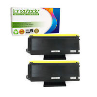 2PK TN580 Toner Cartridge For Brother HL-5240 HL-5250 MFC-8460N 8660DN DCP-8060